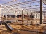 Galeria Sanowa - postępy w budowie