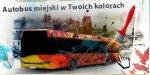 Konkurs na nowe kolory miejskich autobusów w Przemyślu